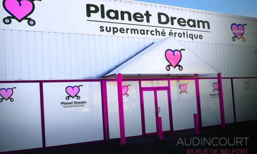 Boutique érotique - sex shop Montbéliard / Planet Dream
