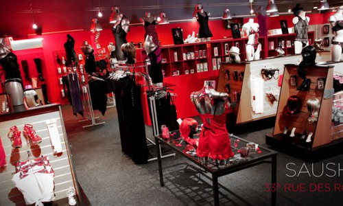 Boutique érotique - sex shop Mulhouse / Osez