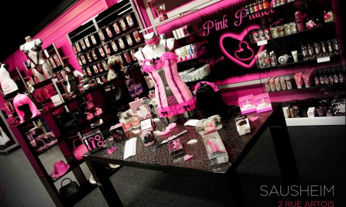 Boutique érotique - sex shop Mulhouse / Planet Dream